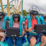 Kraken Unleashed, a nova montanha russa com realidade virtual no Sea World Orlando