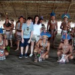 Férias de Julho: Amazônia em grupo e com atividades pedagógicas!