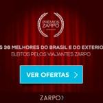 Prêmio Zarpo 2018: os melhores hotéis escolhidos pelos hóspedes