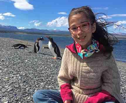 """Ushuaia com crianças: uma aventura ecológica no """"Fim do Mundo""""!"""