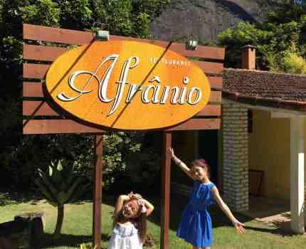 Afrânio: um restaurante acolhedor e gostoso na Serra carioca