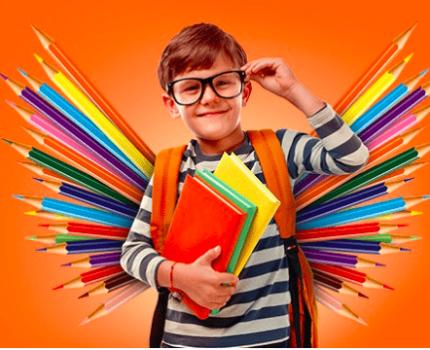Campanha da GOL e Faber Castell incentiva a doação de materiais escolares nas aeronaves: #EsqueciNaGol