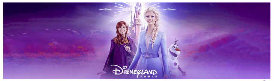Sorteio Air France para a Disneyland Paris