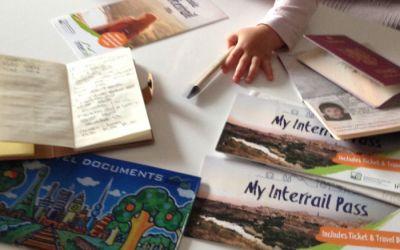 Interrail con bebé: recorriendo Europa