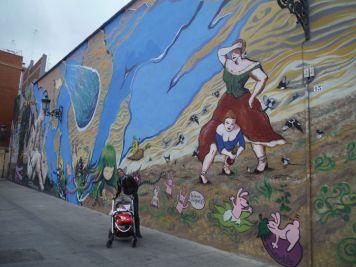 Murales en el Barrio del Carmen