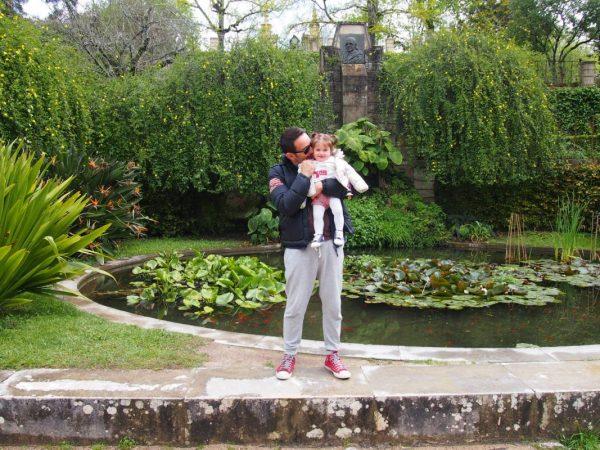 Coímbra con bebé