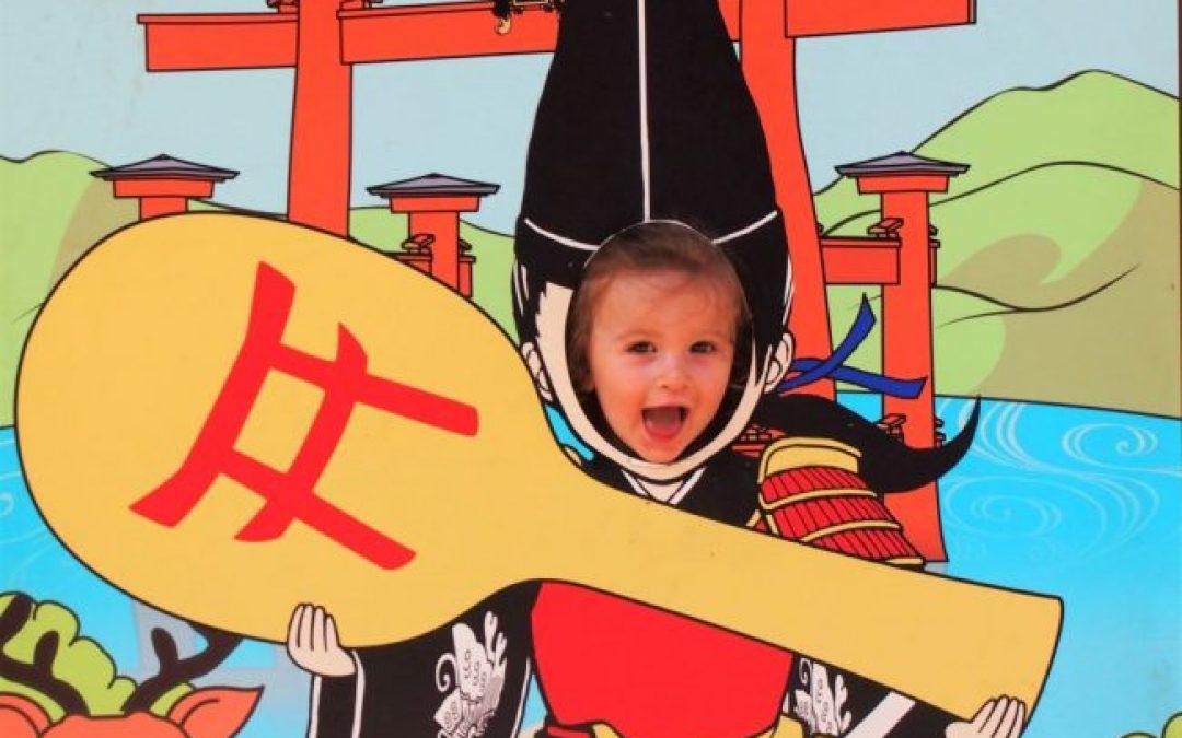 Hiroshima y Miyajima en un día con bebé