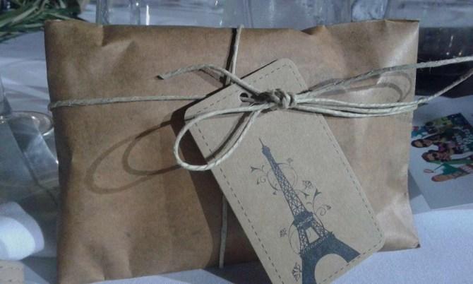 Paquetes regalo