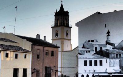 PINOSO Pueblo del arroz, mármol y vino