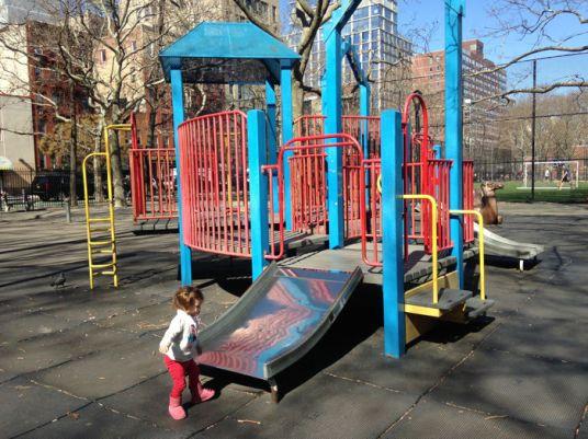 Rivington playground