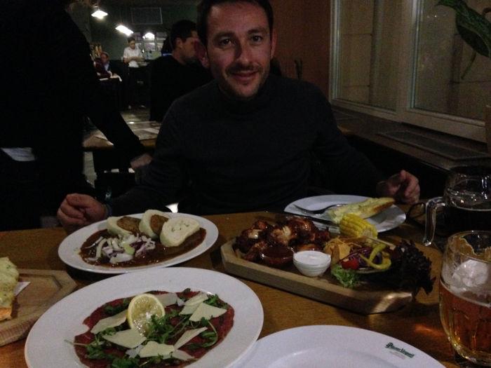 restaurante Kolkovna Savarin