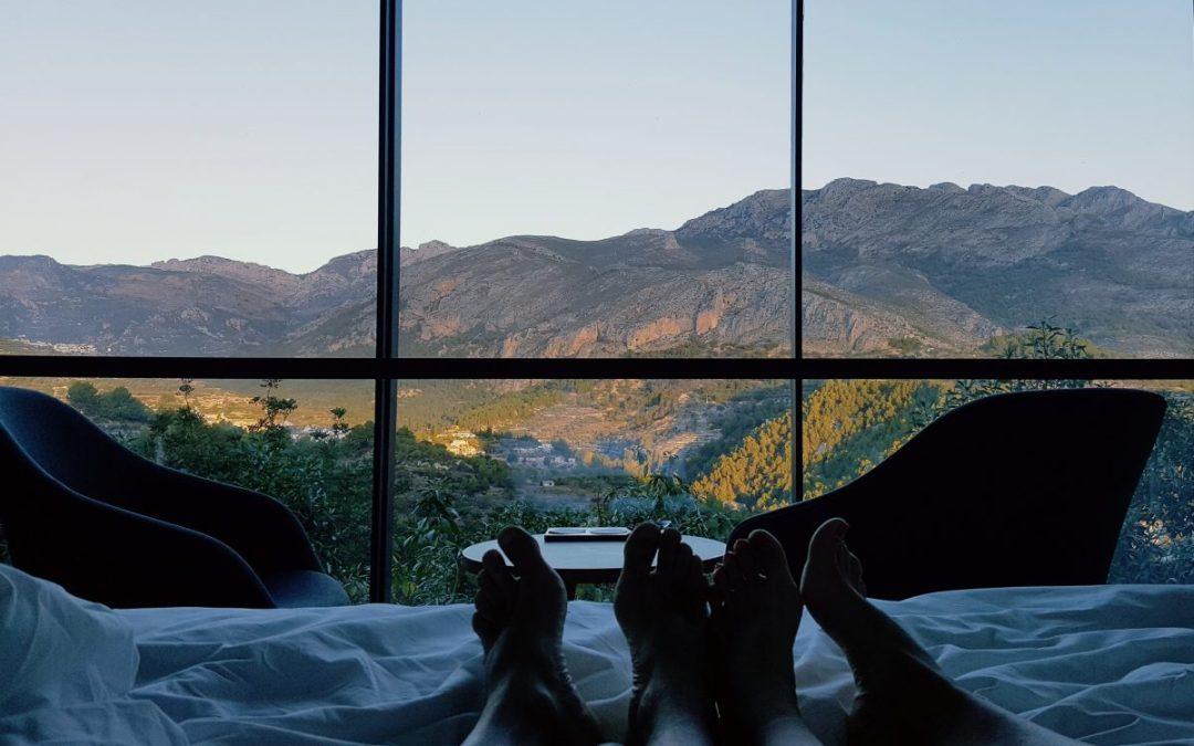 Hotel Vivood, un oasis en la naturaleza solo para adultos