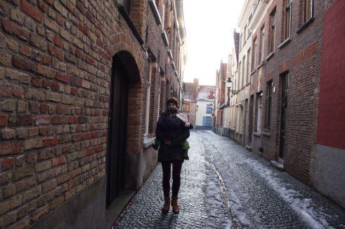 Calles de Brujas