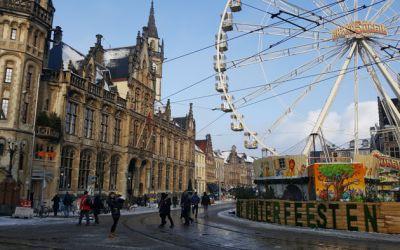 Gante en familia: ciudad medieval con encanto navideño