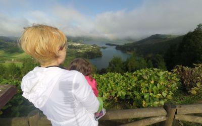 Día 2 en el oeste de Sao Miguel: Sete Cidades y mucho más