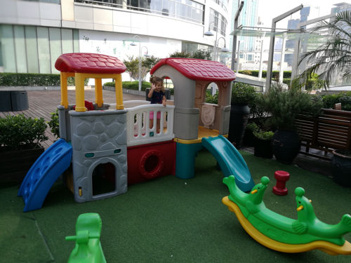 Fraser Residence, un hotel child friendly en Shanghai