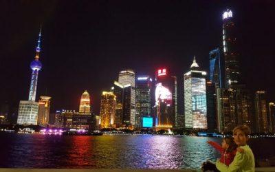 Shanghái en un día con niños