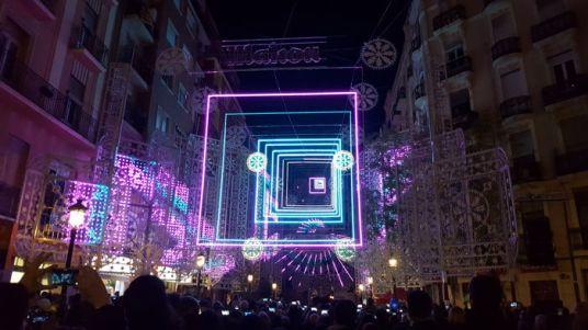 Encendido luces Cuba - Literato Azorín