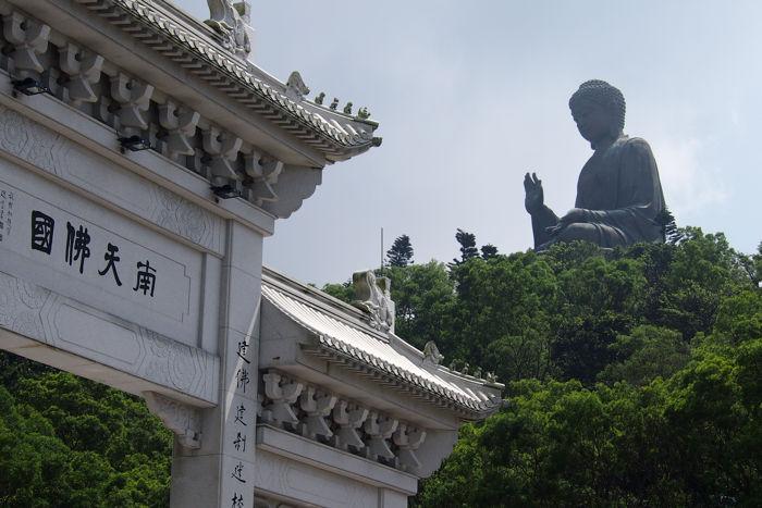 ¡Subimos al Gran Buda de la Isla de Lantau!