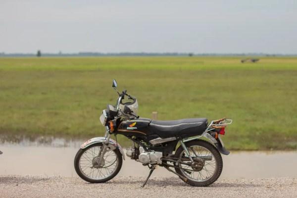 Viajando en moto por Vietnam, es facil y barato