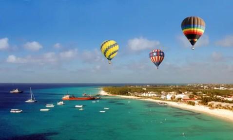 Bahamas-colombianos-viajando-marriott