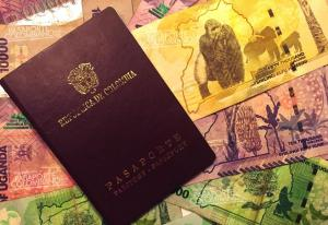 Pasaporte Colombiano