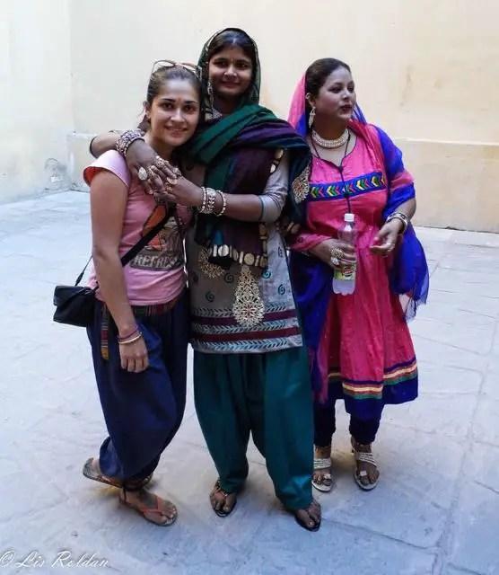 Indian Women, Jaipur, India