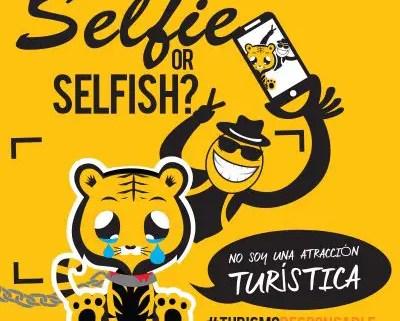 selfie or selfish - turismo responsable
