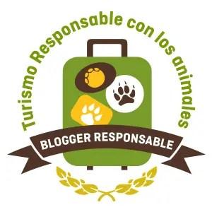 Turismo Responsable con los animales.
