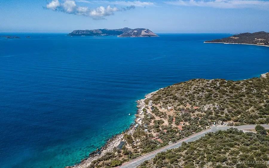Playas en Turquía