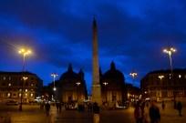 Piazza di Popolo - Italia