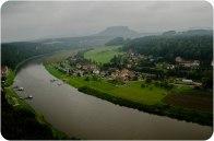 Rio Elbe - Alemania