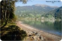 Suiza Wallensee Lago