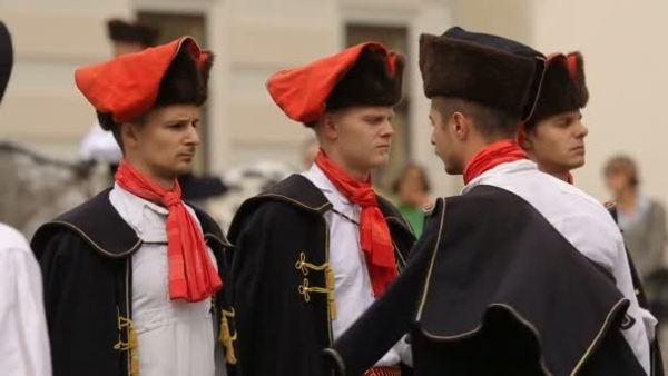 corbata croata