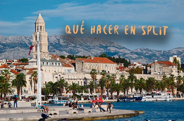 Qué hacer en Split
