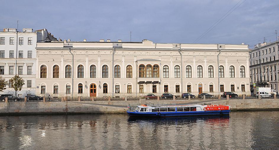 Palacio Shuvalov