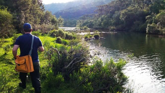 10 - Cachoeira do rio pelotas - viajando em 3.. 2... 1...