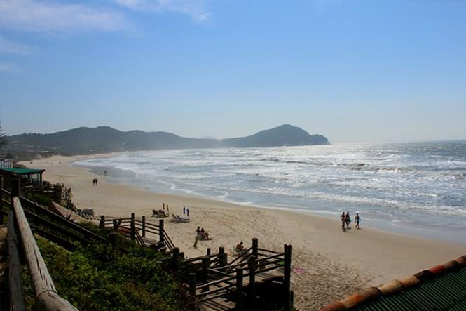 7 - viajando em 3.. 2.. 1.. - Praia do Rosa - Santa Catarina - Imbituba
