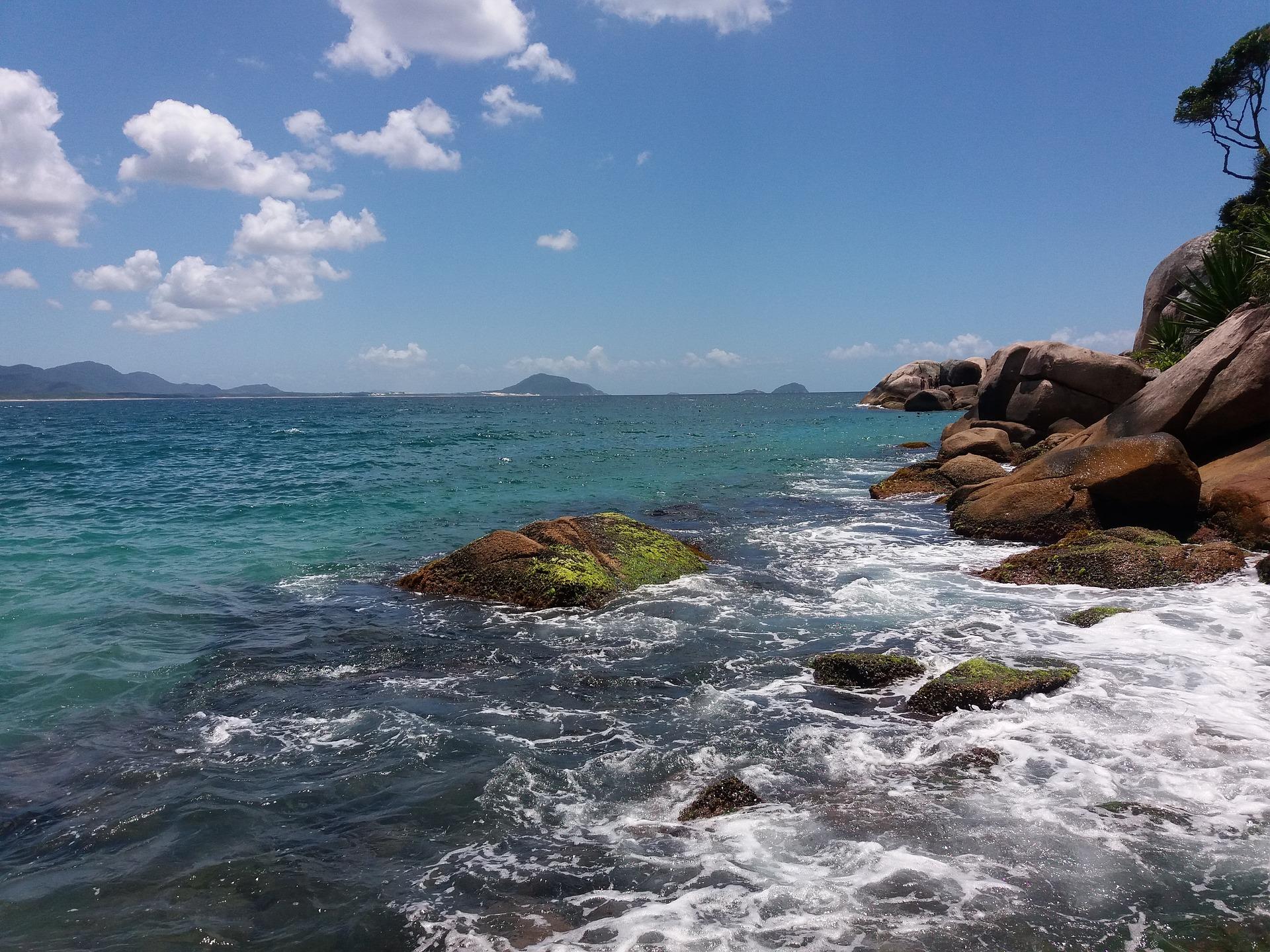 Canasvieiras y Jureré playas de Florianópolis