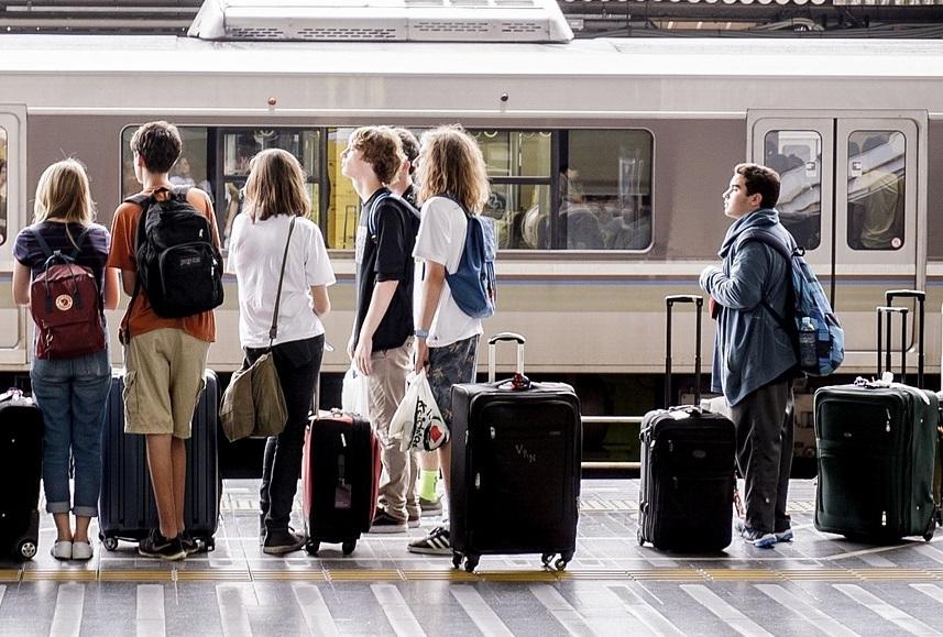 ¿Cómo salir del aeropuerto internacional de São Paulo en transporte público?