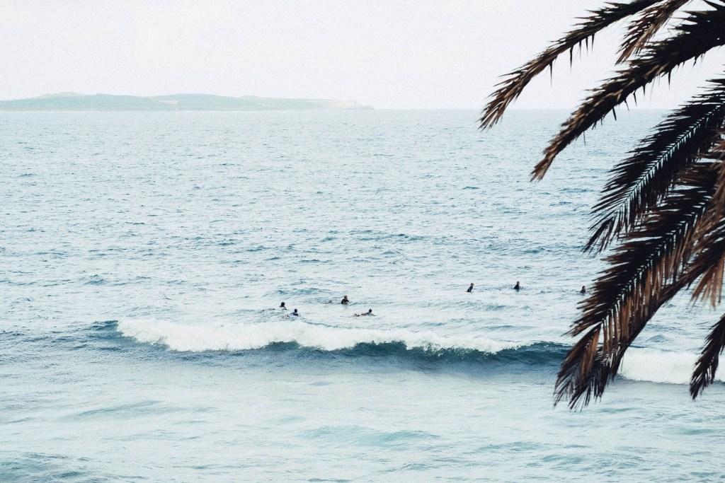 Excelentes playas para surfear en Brasil
