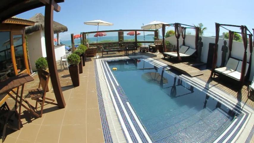 Pousada en Canasvieiras, uno de los 5 mejores hospedajes en Florianópolis
