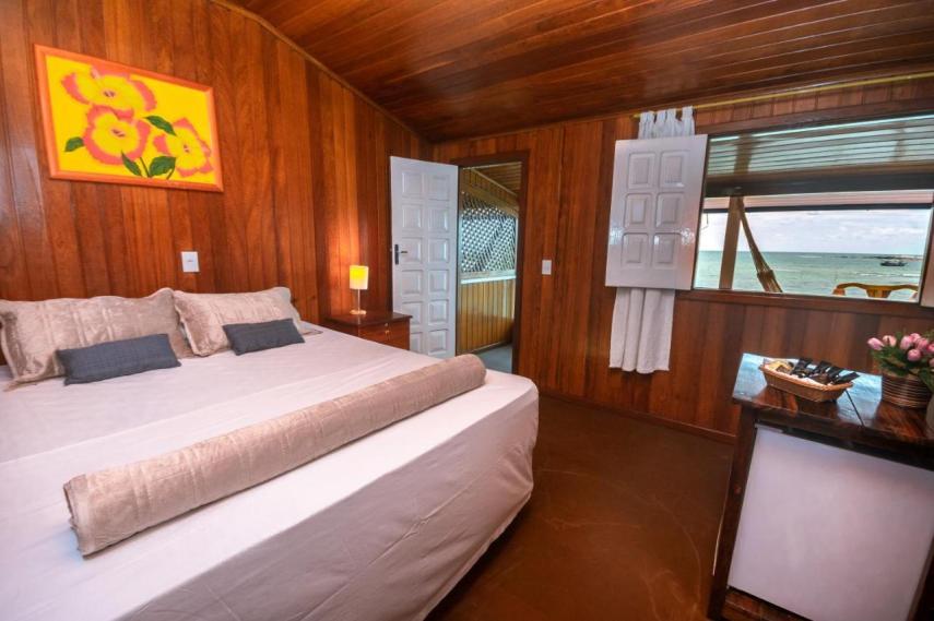 Amendoeira Praia Hotel si no sabes dónde hospedarte en Morro de São Paulo