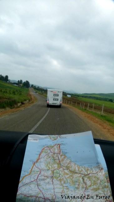 Comienza nuestra ruta por Marruecos