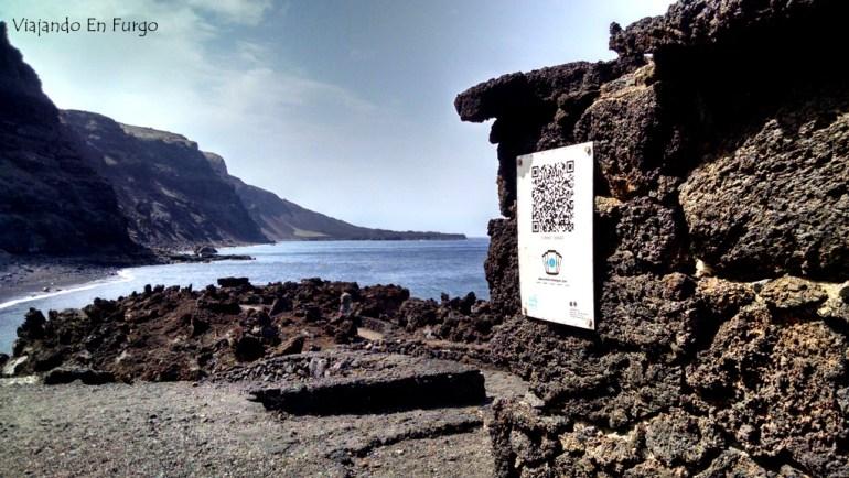 Playa del Verodal El Hierro