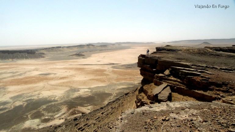 Marruecos en furgo Garade Medouar