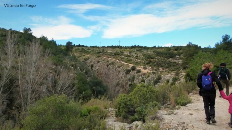 Ruta de los Pantaneros 2 Chulilla
