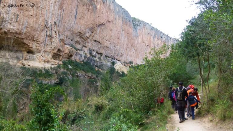 Ruta de los Pantaneros 3 Chulilla