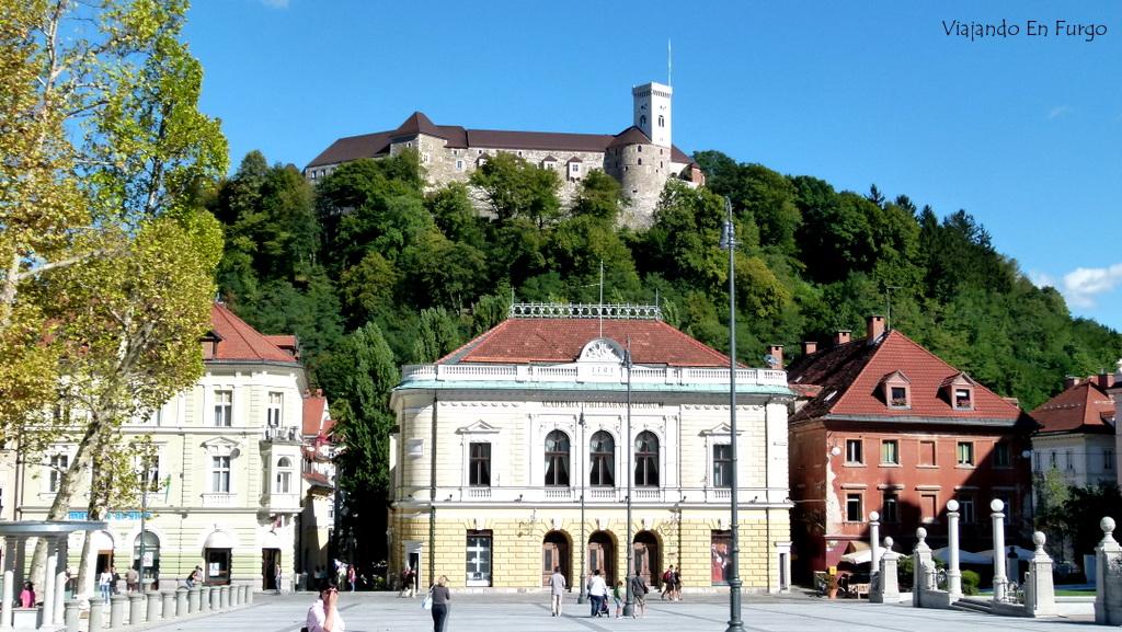 Liubliana Eslovenia en furgo 3