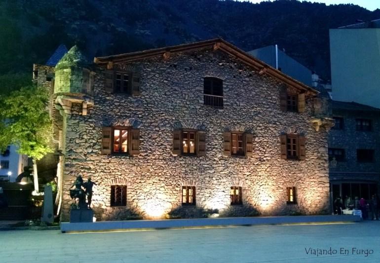 Casa de la Vall (Andorra la Vella)